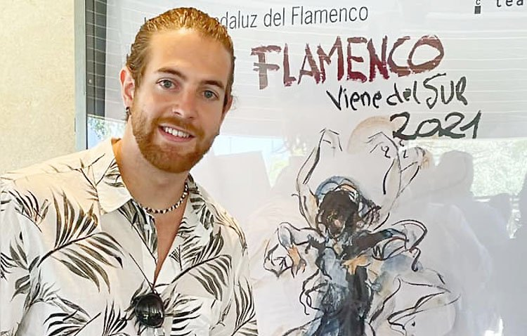 Cita importante para el pianista utrerano Andrés Barrios en el sevillano Teatro Central