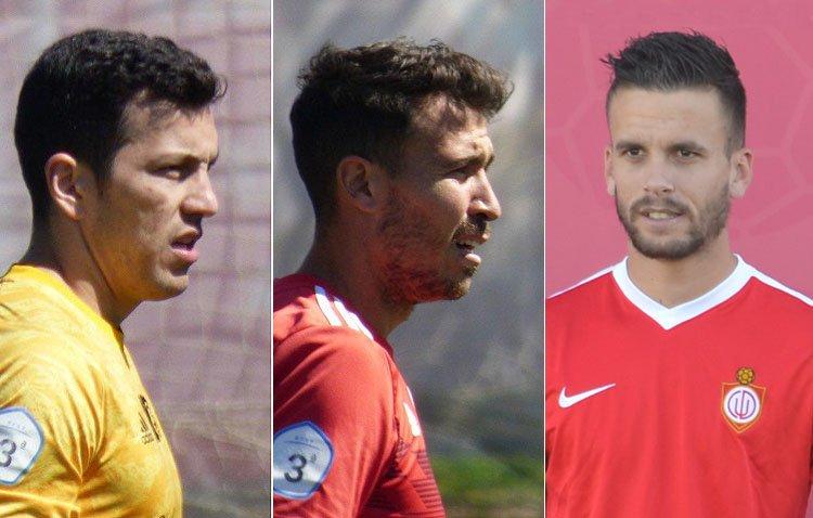 Ayala, Cachana y Álex del Río, renovados en el Club Deportivo Utrera