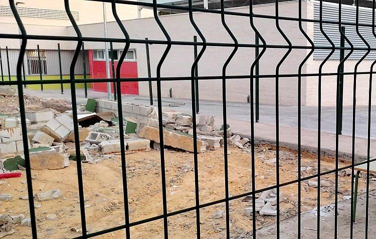 Utrera despide para siempre las 'caracolas' del colegio Al-Andalus [IMÁGENES]