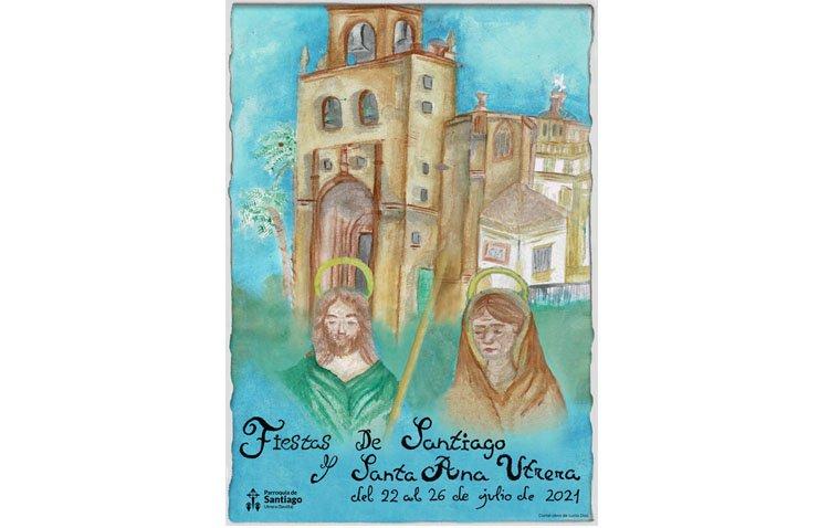 Conferencias, una exposición, un bando musical, ministriles y cultos, entre los actos en honor a Santiago y Santa Ana