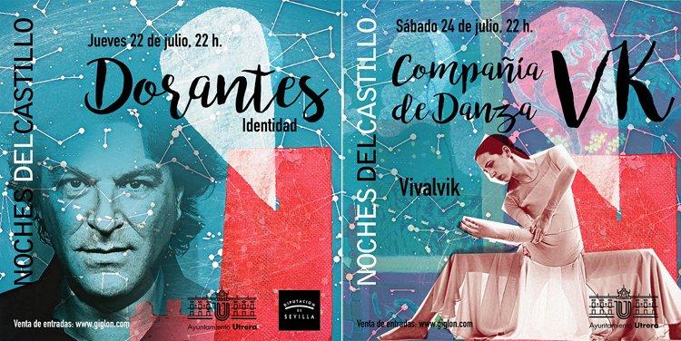 El piano de Dorantes y la danza de la escuela 'Victoria Kudrina' protagonizan esta semana las noches del castillo de Utrera