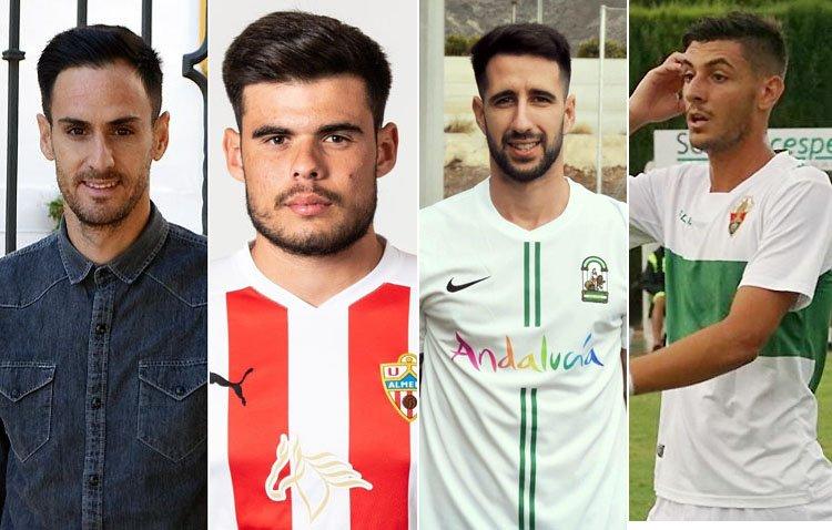 Rubén Cruz, Sergio Ortiz, Ranchero y Maqueda seguirán un año más en el Club Deportivo Utrera