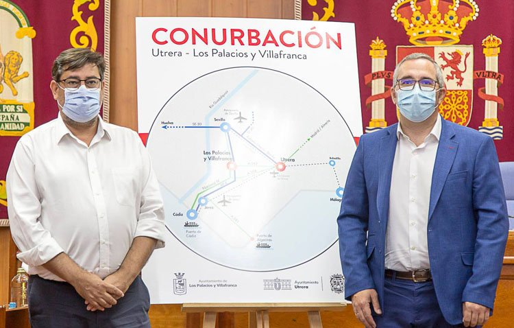 Utrera y Los Palacios piden a la Junta que destine parte de los nuevos fondos europeos al desdoble de la A-362