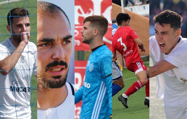 El Club Deportivo Utrera renueva a Kiki Padilla, Plusco, Luque, Chema y Morilla