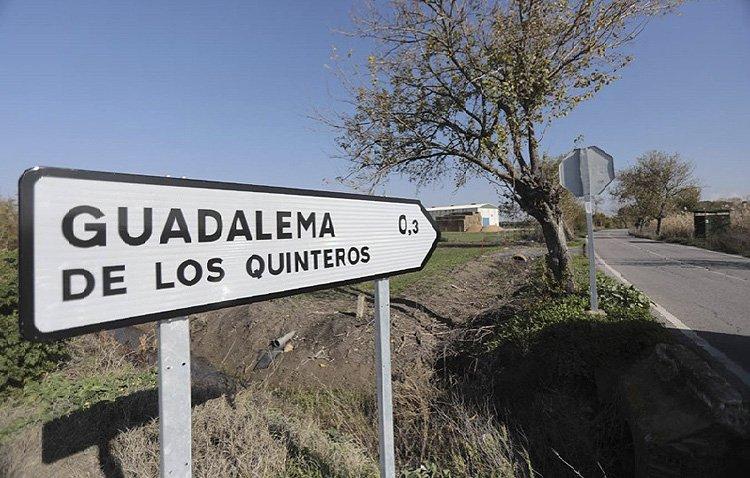 La carretera de Guadalema de los Quintero mejorará su pavimento gracias al impulso del Ayuntamiento de Utrera