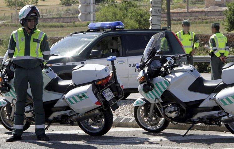 La Guardia Civil pone en marcha una campaña de control de motocicletas y ciclomotores