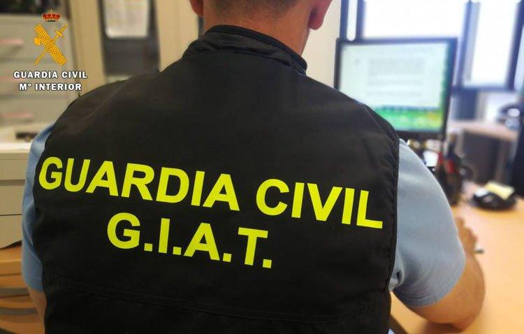 La Guardia Civil investiga a un vecino de Utrera por manipular el cuentakilómetros de vehículos de segunda mano