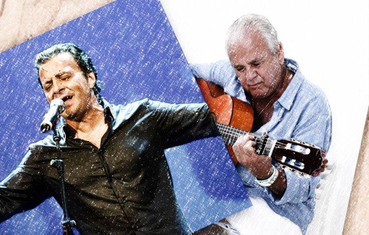 'La copla flamenca' de Enrique Montoya y Manuel de Angustias, cita de este sábado en el castillo de Utrera