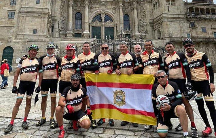 Una deliciosa aventura en bicicleta de Utrera a Santiago de Compostela