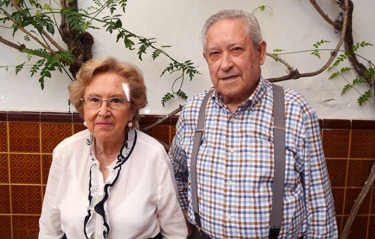 Mariano Pérez y Carmen Alé, dos símbolos de la hostelería de Utrera