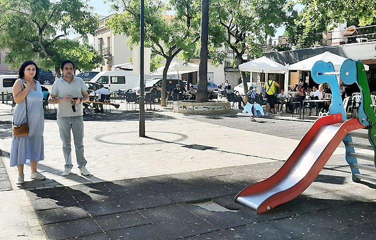 Más País Utrera pide al Ayuntamiento más atención en la barriada La Fontanilla
