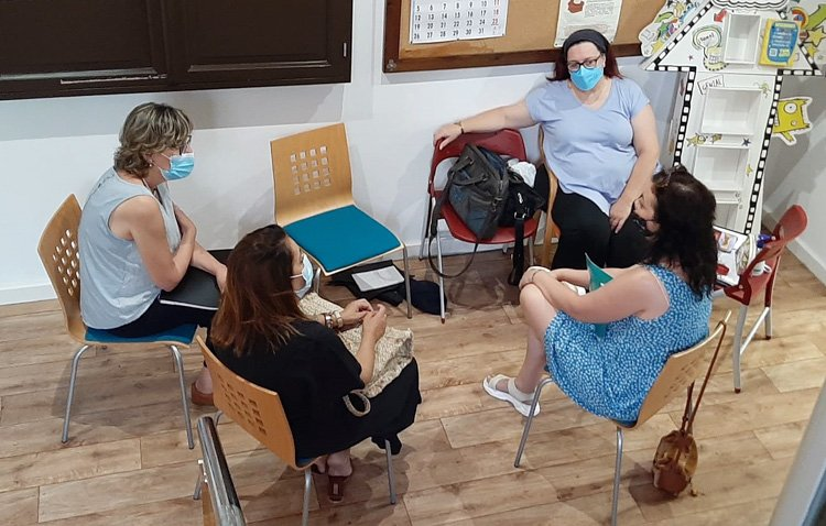 Más País Utrera pide más apoyo institucional ante las «dificultades» que afronta la asociación de TDAH