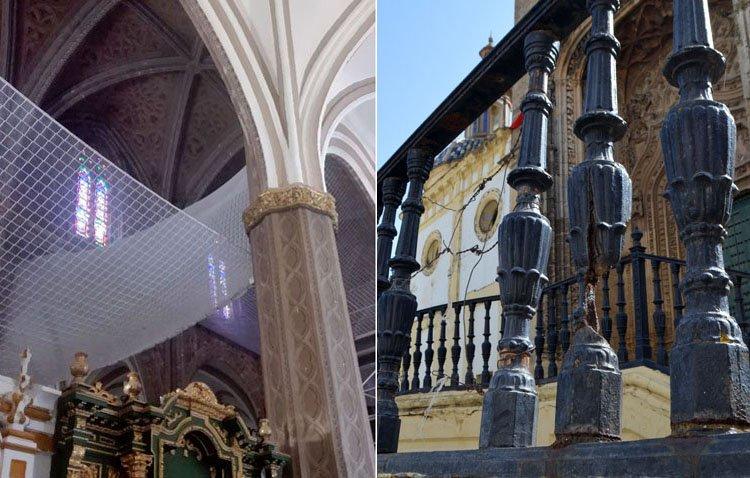 Patrimonio autoriza el proyecto arqueológico y de catas para las restauraciones de las parroquias de Santa María y Santiago