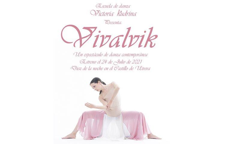 'Las cuatro estaciones' de Vivaldi, eje del espectáculo de la escuela de danza 'Victoria Kudrina' en el castillo de Utrera