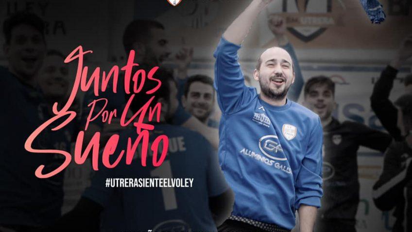 El Club Voleibol Utrera lanza una campaña de abonados para poder hacer frente a la nueva categoría