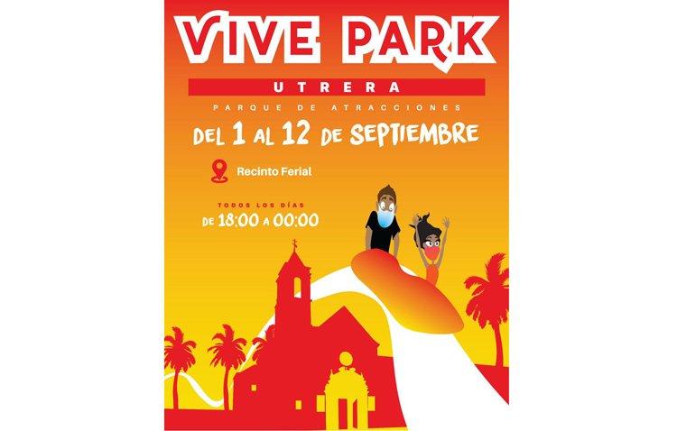 'Vive Park' desembarca en Utrera del 1 al 12 de septiembre con un atractivo ramillete de atracciones