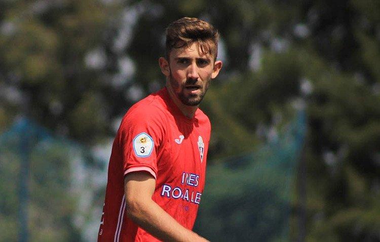 El lateral derecho Álvaro Moro, nueva incorporación en el Club Deportivo Utrera