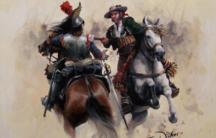 Utrera y sus garrochistas, claves en la histórica Batalla de Bailén