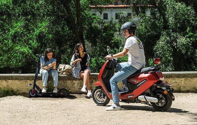 Llega a España una nueva scooter eléctrica con el nombre de Utrera