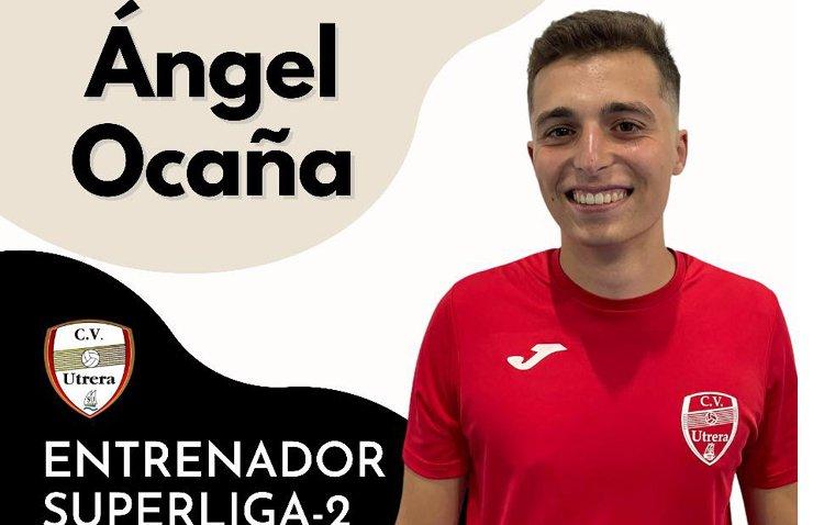 El Club Voleibol Utrera se prepara para el inicio de temporada en Superliga-2 con relevo en el banquillo