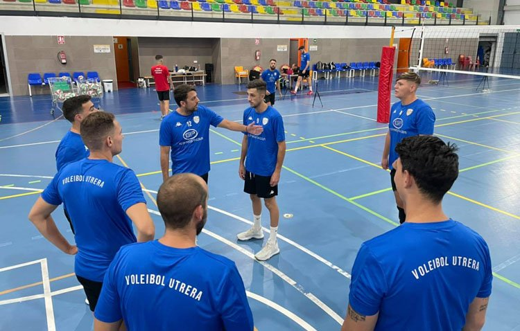Última cita para el Club Voleibol Utrera antes de su debut en Superliga-2