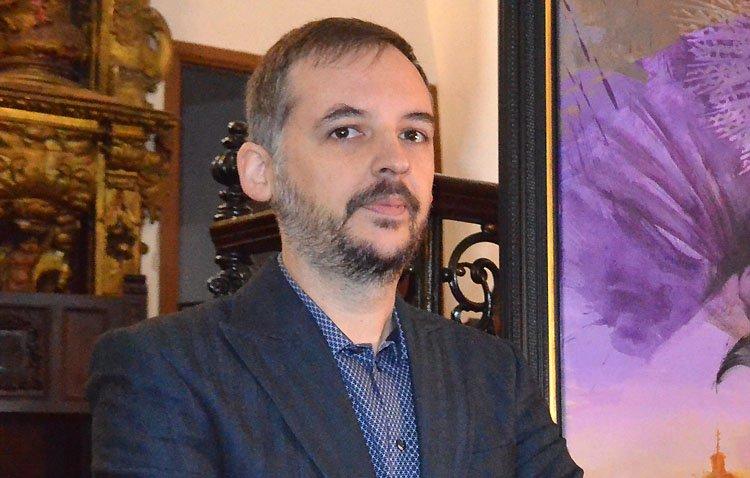 El utrerano Antonio Rodríguez Ledesma, designado cartelista de la Semana Santa de Chiclana