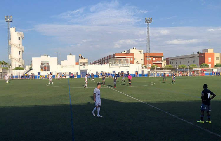Club Deportivo Utrera 1 – 2 Recreativo de Huelva: El Utrera cae en su debut liguero