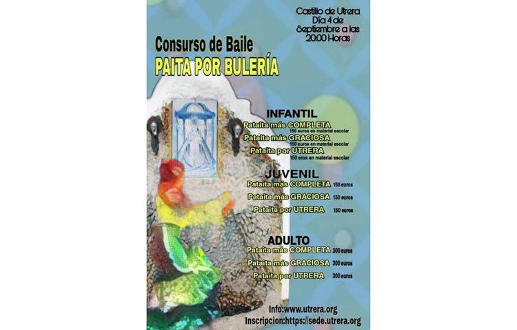 Una noche para premiar la mejor pataíta por bulerías en Utrera