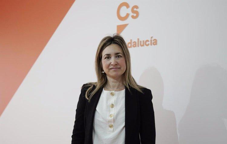 La utrerana Isabel González Blanquero, elegida coordinadora provincial de Ciudadanos