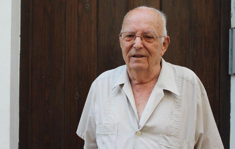 La historia del utrerano José Hidalgo 'El Bocaíto', que estuvo casi dos décadas en la tienda de ultramarinos de Benavides
