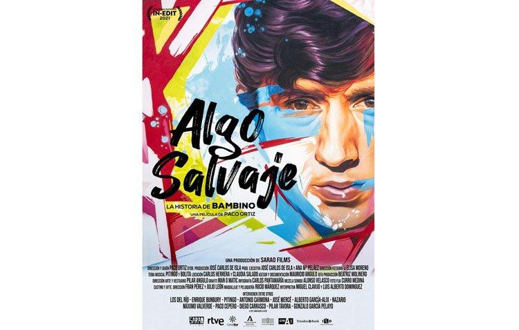 La película de Bambino se estrenará a finales de octubre en la prestigiosa Semana Internacional de Cine de Valladolid