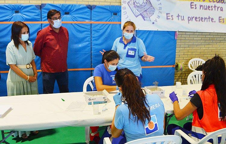 Silvia Calzón: «la vacunación frente a la COVID-19 es un gran éxito colectivo»