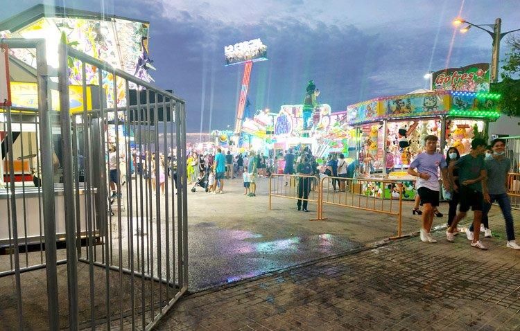 Día del niño en Utrera con precios populares en el parque de atracciones 'Vive Park'