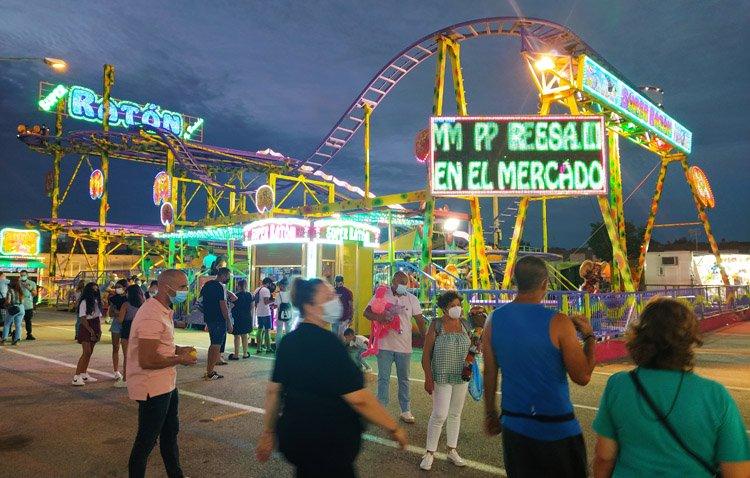 'Vive Park' amplía sus horarios en Utrera al relajarse las restricciones frente a la pandemia