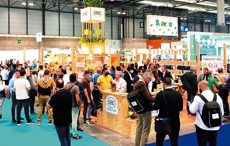 Dos empresas utreranas participan en la prestigiosa feria Fruit Attraction