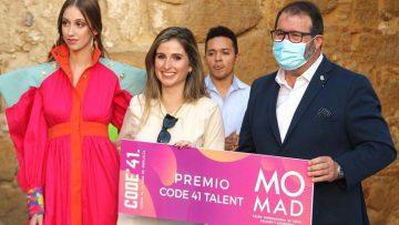 La diseñadora utrerana Clara Aquino triunfa en la Semana de la Moda Andaluza
