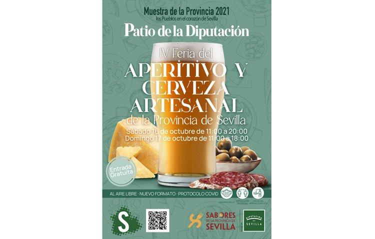 Dos empresas utreranas, presentes en la Feria del Aperitivo y la Cerveza Artesanal de la Provincia
