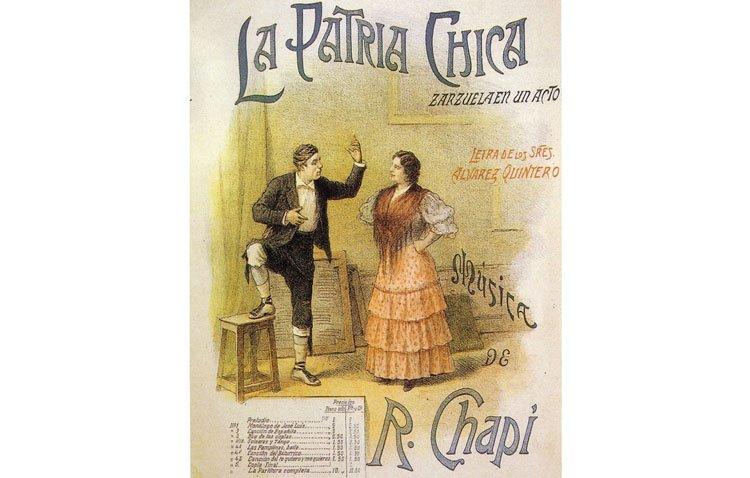 La zarzuela llega al teatro de Utrera con 'La patria chica' de los Álvarez Quintero