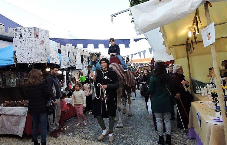 El Palmar de Troya recupera su tradicional mercado medieval