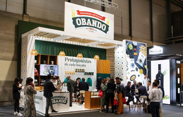 La utrerana Panadería Obando vuelve a llenar de sabor el Salón Gourmets con sus nuevos productos