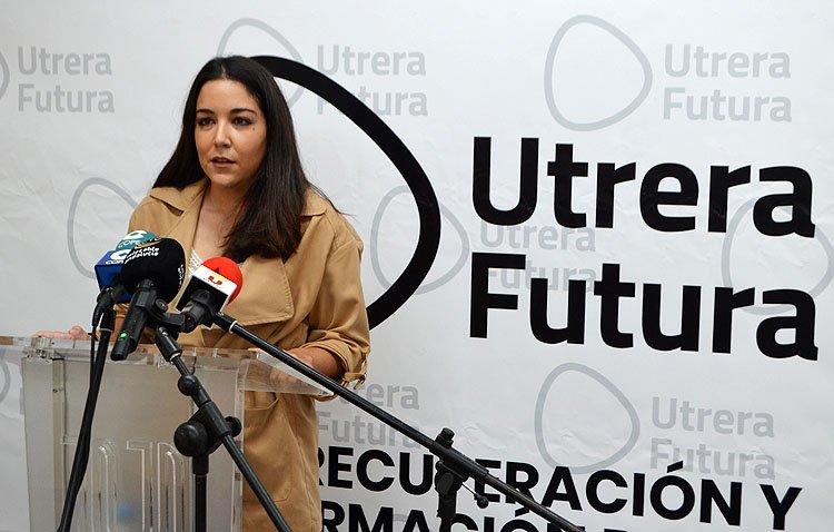 Utrera estrena una oficina de Reactivación Económica para impulsar los proyectos del plan municipal de recuperación