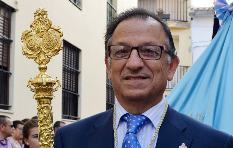 Fallece el exhermano mayor de los Muchachos de Consolación, Santiago Fernández Bernabé