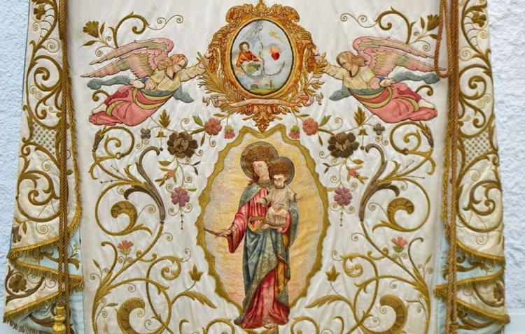 Todo listo para el rosario extraordinario del 125º aniversario de la asociación de María Auxiliadora de Utrera