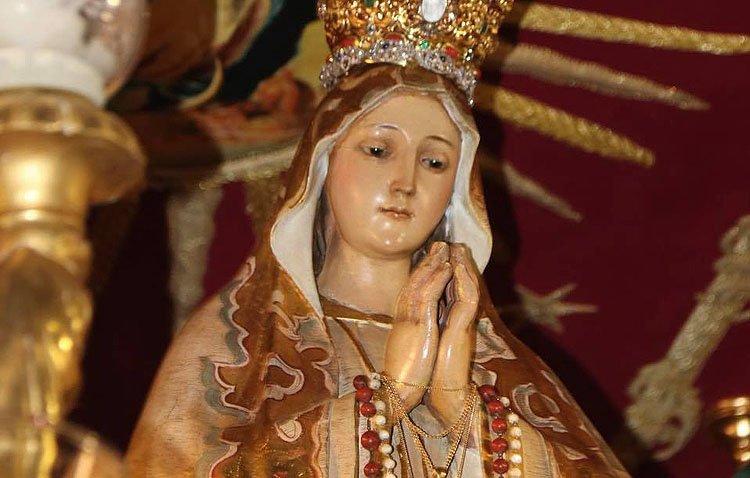 Días de especial intensidad en Los Molares en torno a la Virgen de Fátima