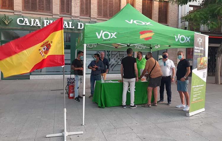 Vox convoca en Utrera la movilización provincial en defensa del mundo rural [AUDIO ENTREVISTA]